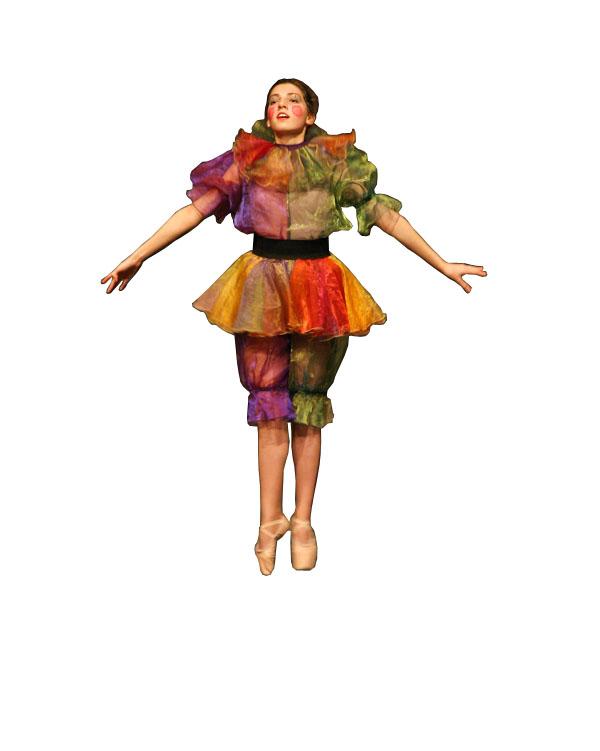 dancer2 Creating Smokey Dancer (Using Lighting/Texturing Effects)