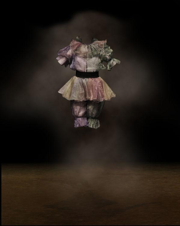 dancer7a Creating Smokey Dancer (Using Lighting/Texturing Effects)