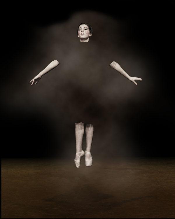 dancer7b Creating Smokey Dancer (Using Lighting/Texturing Effects)