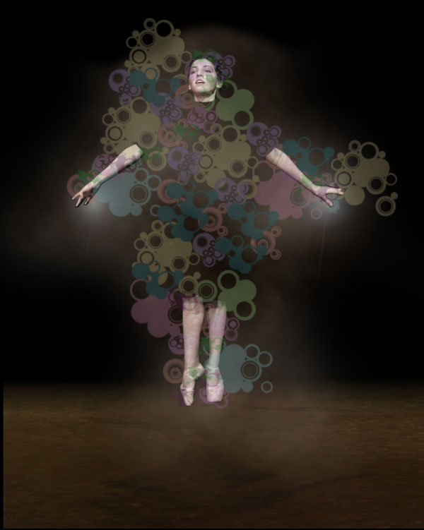 dancer81 Creating Smokey Dancer (Using Lighting/Texturing Effects)
