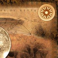 Design an Old-Style Safari Map