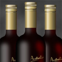 Create a Realistic Wine Bottle Illustration From Scratch