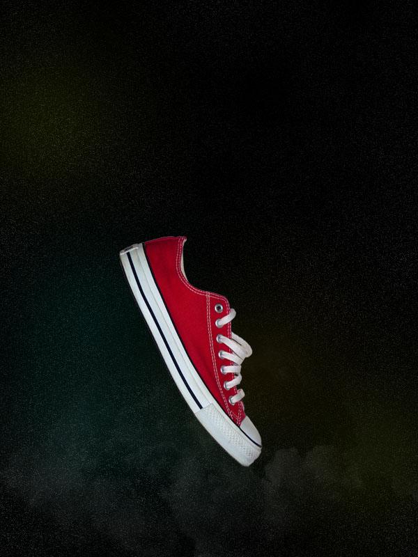 shoe7 Design a Stunning Sneaker Advert