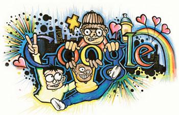 Digital Photo Google Logos And Doodles Collection