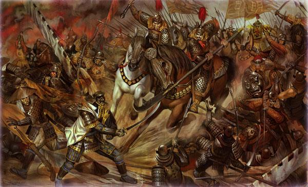unbelievable examples of battle digital art psdfan