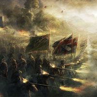 Unbelievable Examples of Battle Digital Art