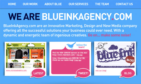 cleanbright26 30 Clean and Bright Website Designs