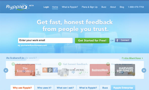 cleanbright28 30 Clean and Bright Website Designs