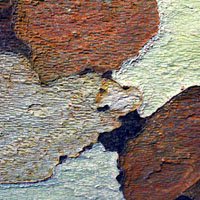 Texture Thursday: Rusty Shapes