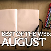 Best of the Web: August