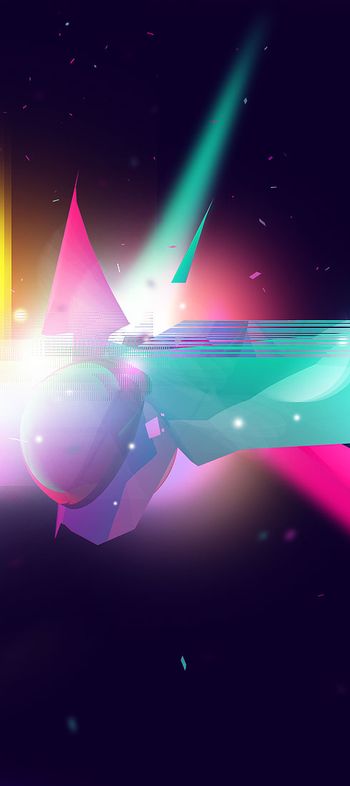vect1 25 Inspiring Examples of Abstract Vector Design