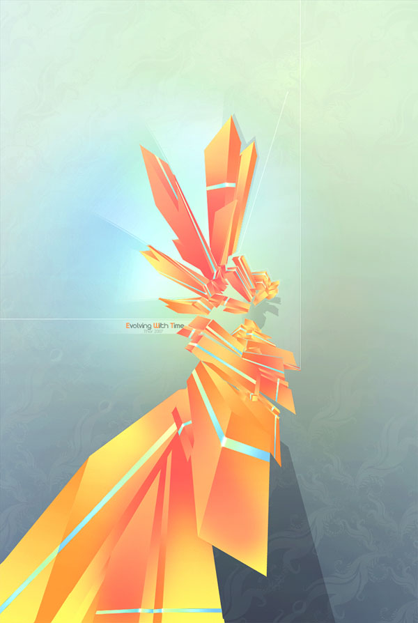 vect11 25 Inspiring Examples of Abstract Vector Design