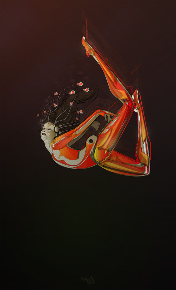 vect19 25 Inspiring Examples of Abstract Vector Design