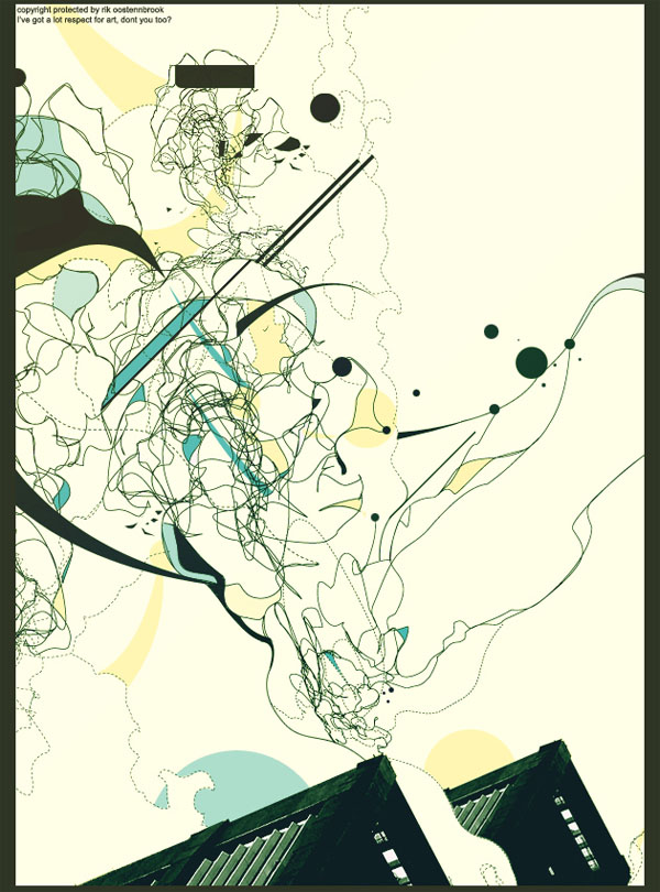 vect20 25 Inspiring Examples of Abstract Vector Design