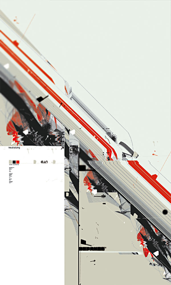 vect23 25 Inspiring Examples of Abstract Vector Design