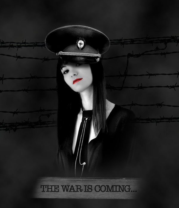 army15 Design a Bold and Sleek War Themed Poster
