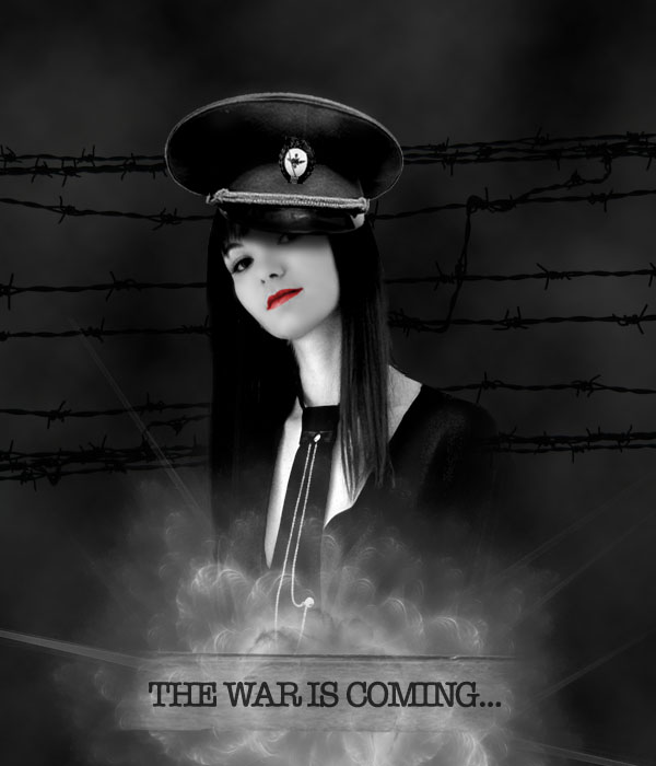 army16a Design a Bold and Sleek War Themed Poster