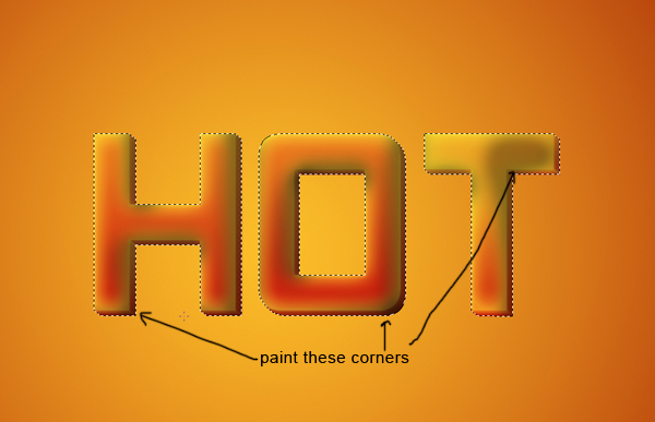 Create a Unique Burning Text Effect | PSDFan