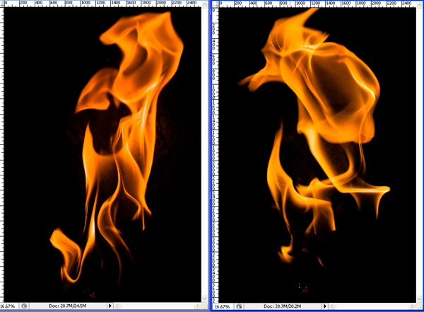 burn26 Create a Unique Burning Text Effect
