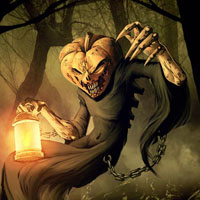 20 Superb Examples of Halloween Themed Digital Art