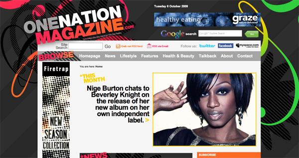 mag1 15 Fresh Online Magazine Designs
