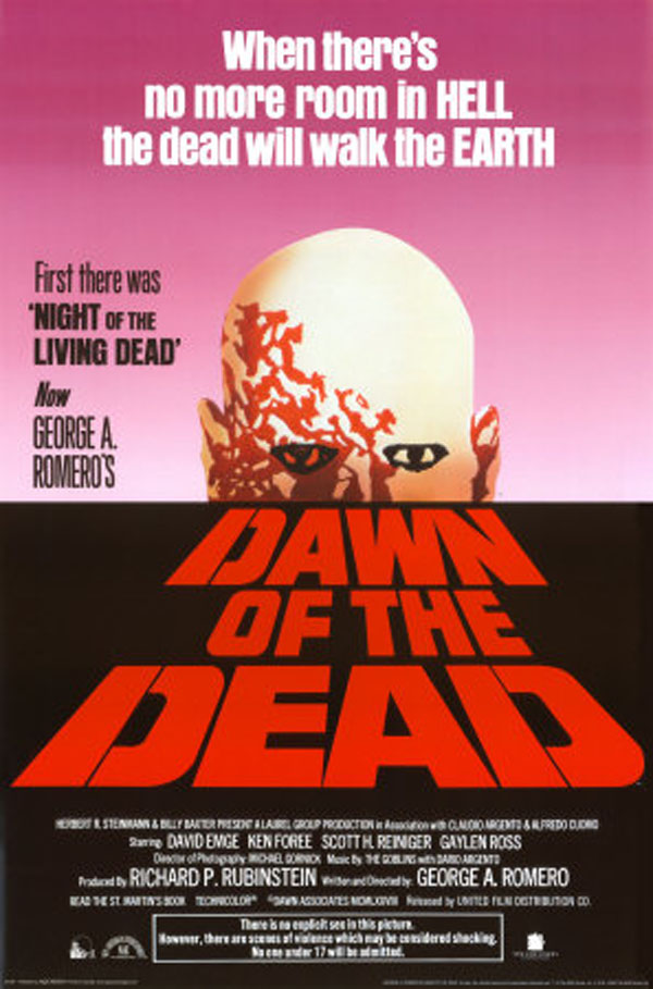 movie3 50 Terrifying Retro Horror Movie Posters