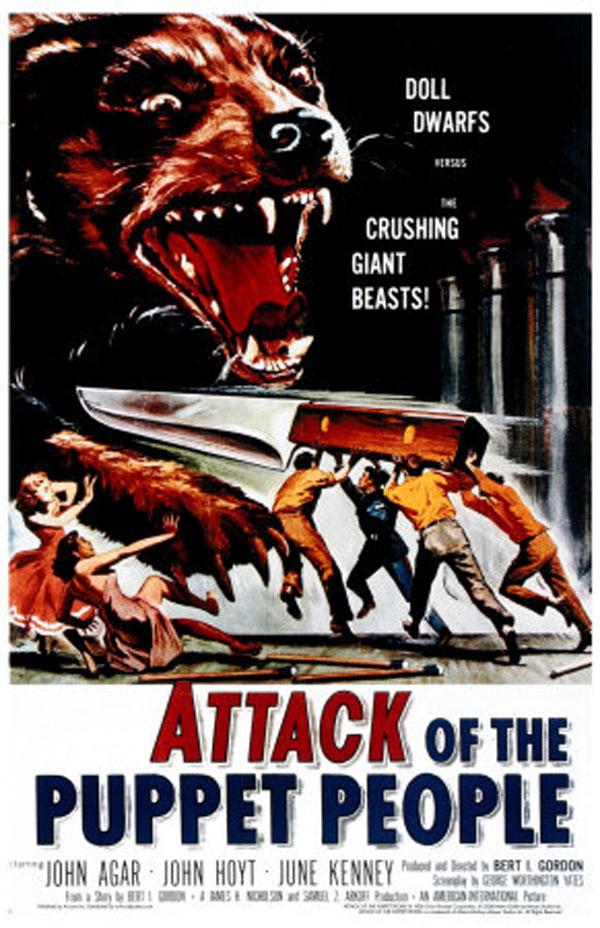 movie34 50 Terrifying Retro Horror Movie Posters