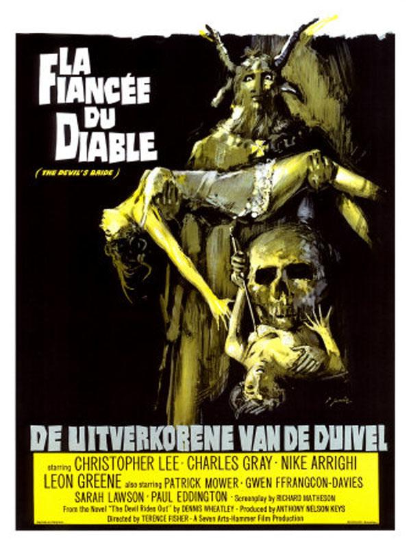 movie38 50 Terrifying Retro Horror Movie Posters