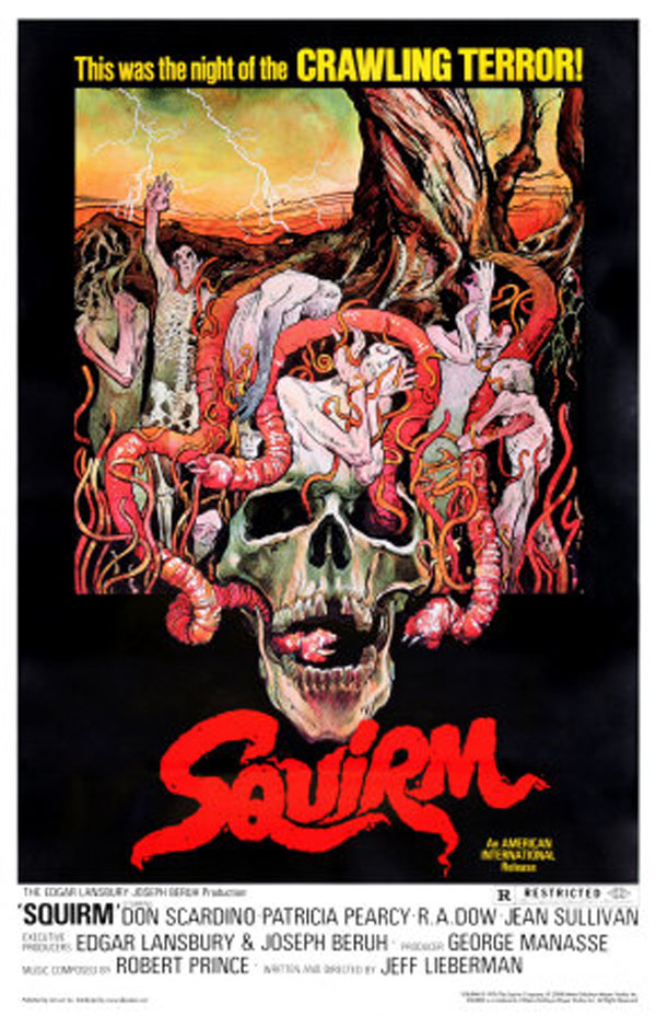 movie49 50 Terrifying Retro Horror Movie Posters