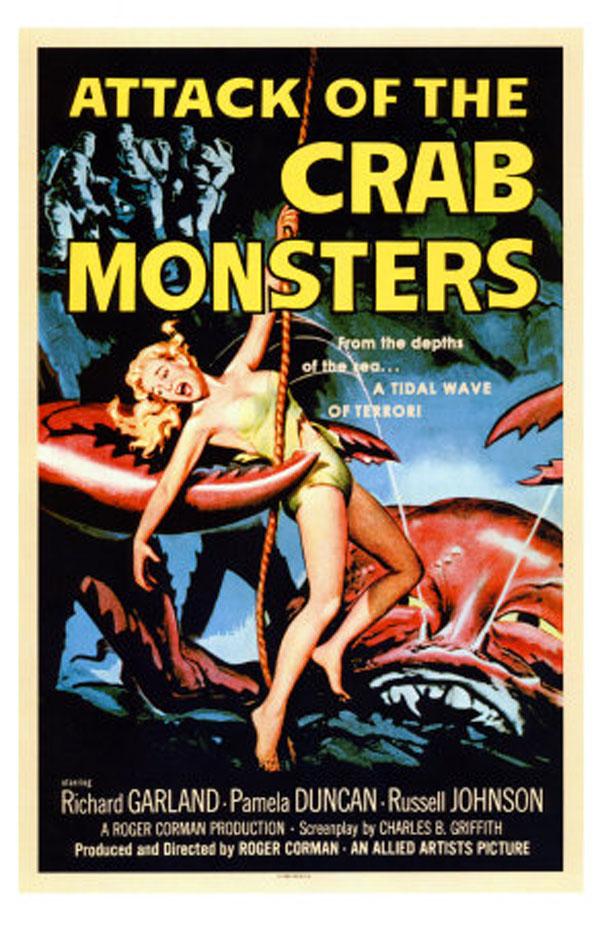 movie5 50 Terrifying Retro Horror Movie Posters