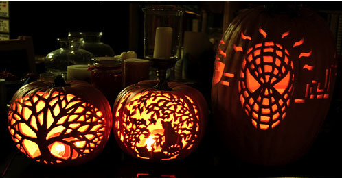 25 Extraordinary Pumpkin Carvings Psdfan