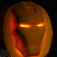 25 Extraordinary Pumpkin Carvings