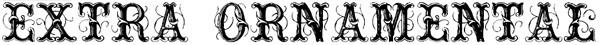 ret13 20 Fantastic Free Retro and Ornate Fonts