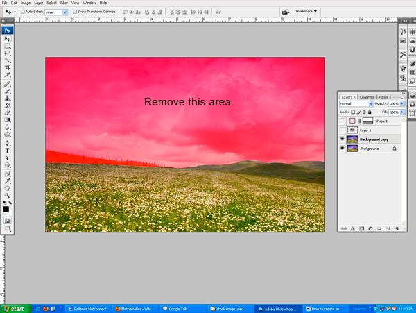 natural4b Photo Manipulate a Beautiful Sunrise Landscape