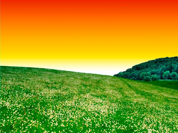 natural7c Photo Manipulate a Beautiful Sunrise Landscape