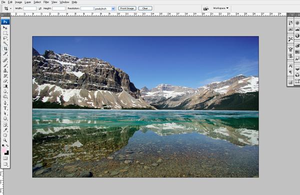 natural8a Photo Manipulate a Beautiful Sunrise Landscape