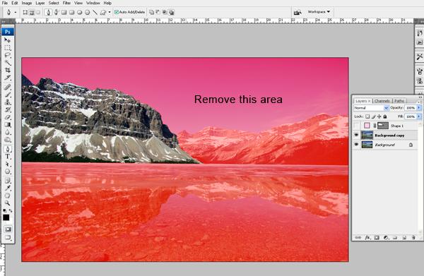 natural8b Photo Manipulate a Beautiful Sunrise Landscape