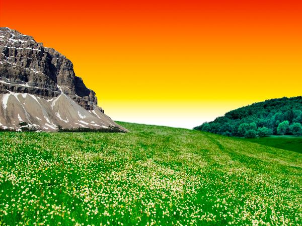 natural9 Photo Manipulate a Beautiful Sunrise Landscape