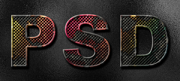 txt14 15 Fresh and Quality Text Effect Tutorials