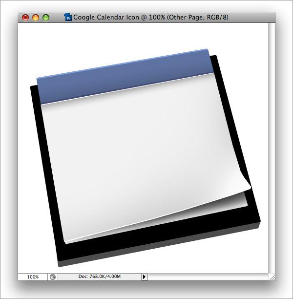 icon20 How to Design a Beautiful Google Calendar Icon