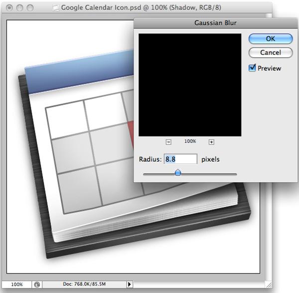 icon40 How to Design a Beautiful Google Calendar Icon