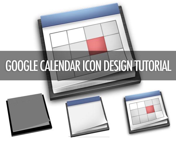 iconintro How to Design a Beautiful Google Calendar Icon