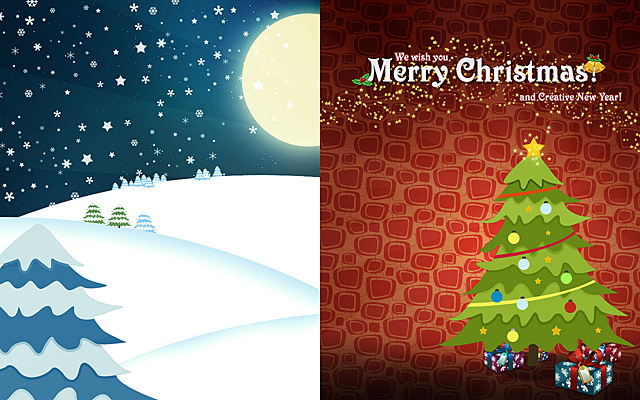 xms3 20 Fantastically Festive Christmas Photoshop Tutorials