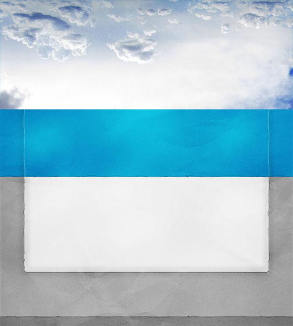 bluep13a Design a Sleek Textured Blue Portfolio