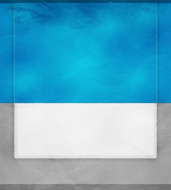 bluep13b Design a Sleek Textured Blue Portfolio