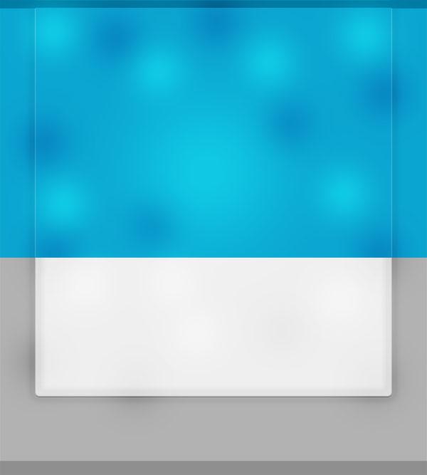 bluep8 Design a Sleek Textured Blue Portfolio
