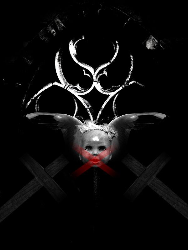 gothic10b Design a Creepy Gothic Poster