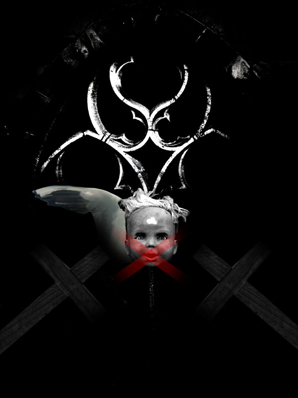 gothic9b Design a Creepy Gothic Poster