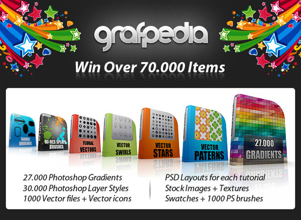 graf1 Win One of 4 VIP Accounts from Grafpedia