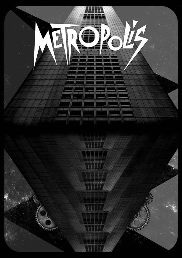 metro5 Photoshop Case study: Metropolis